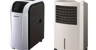 evaporative cooler vs air conditioner