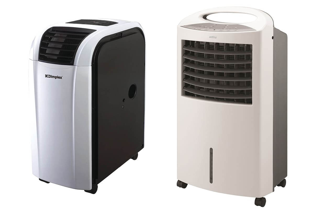 Evaporative Cooler Air Conditioner Comparison Pros And Cons Home Advisor