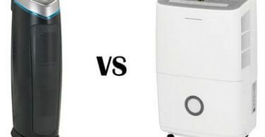 picture of air purifier vs dehumidifier