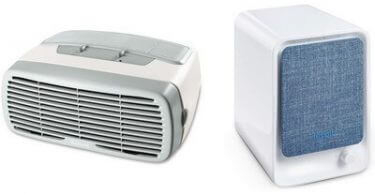 desktop air purifiers