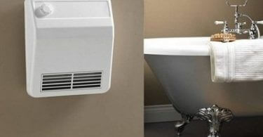 best bathroom heaters