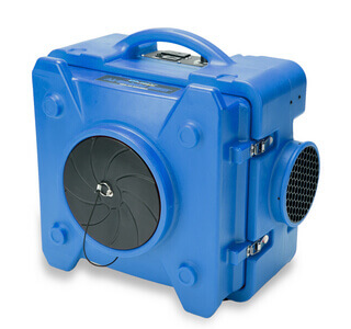 BlueDri BD-AS-550-BL negative air machine