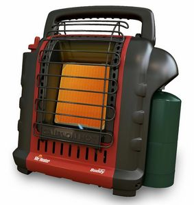 Mr. Heater MH9BX Indoor-Safe Radiant Heater