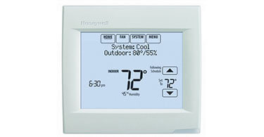 Honeywell Thermostat Vision Pro 8000 Troubleshooting