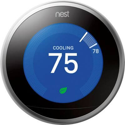 Nest Learning Thermostat (3nd Gen)