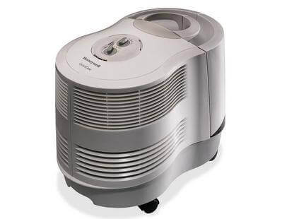 Honeywell cool mist onsole humidifier