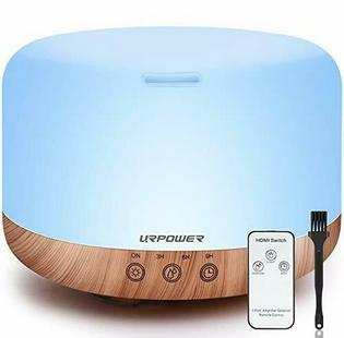 URPOWER 1000ml Essential Oil Diffuser/Humidifier