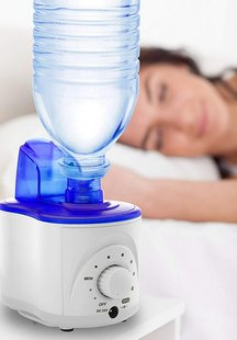 Bell+Howell Ultrasonic Personal Portable Humidifier