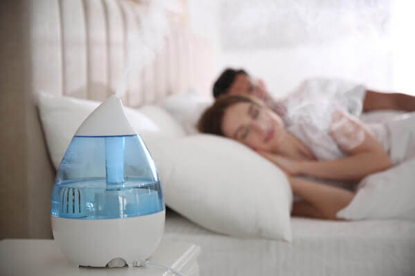 Humidifier Without a Filter