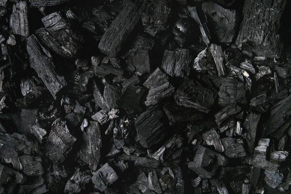 charcoal carbon