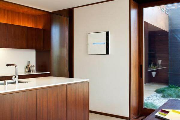 wall mounted air purifier