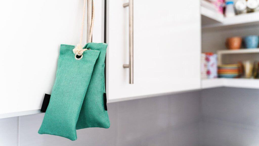 bamboo charcoal air purifier bag