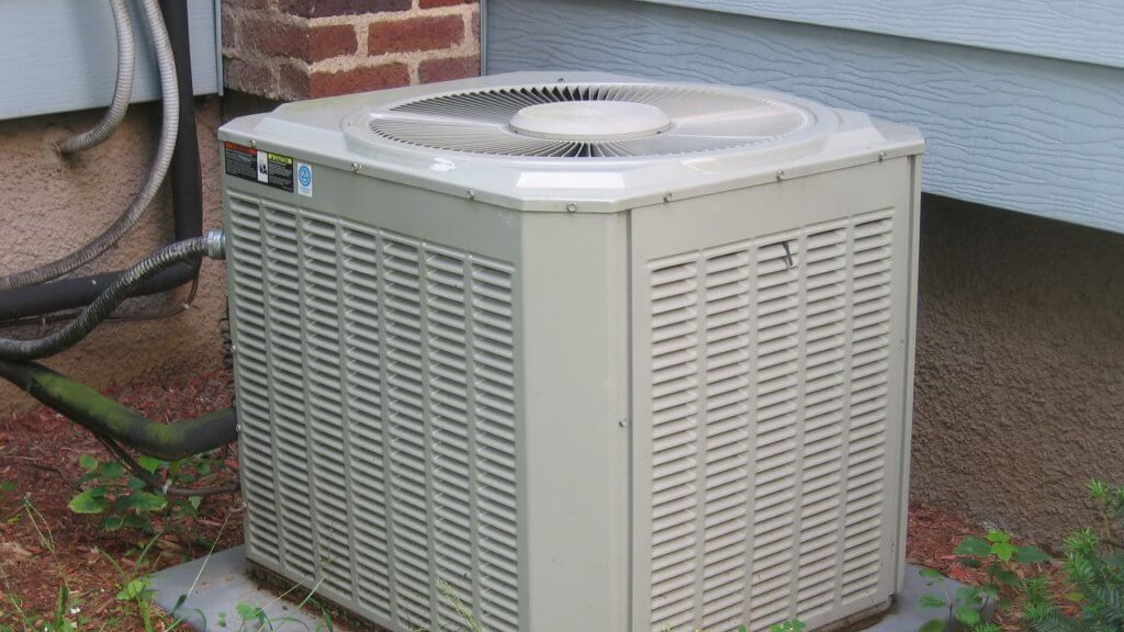 Types of Air Conditioners - central ac