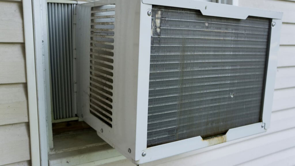 Types of Air Conditioners - window air conditioning
