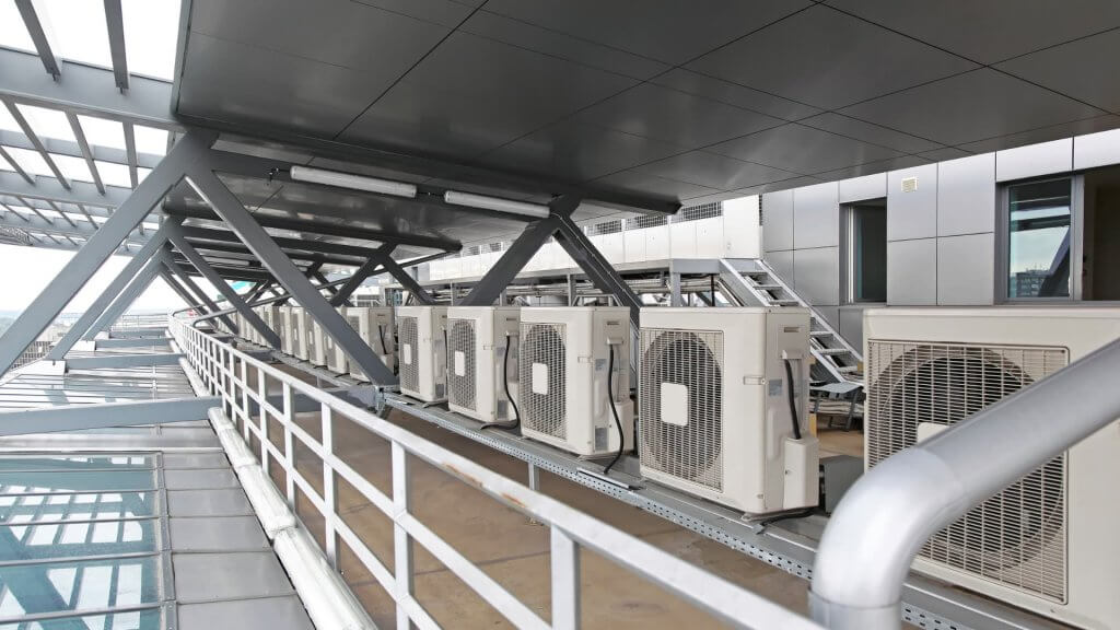 Types of Air Conditioners - PTAC