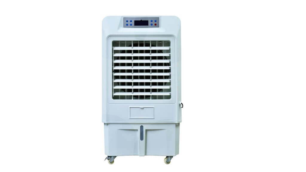 Types of Air Conditioners - evaporative cooler