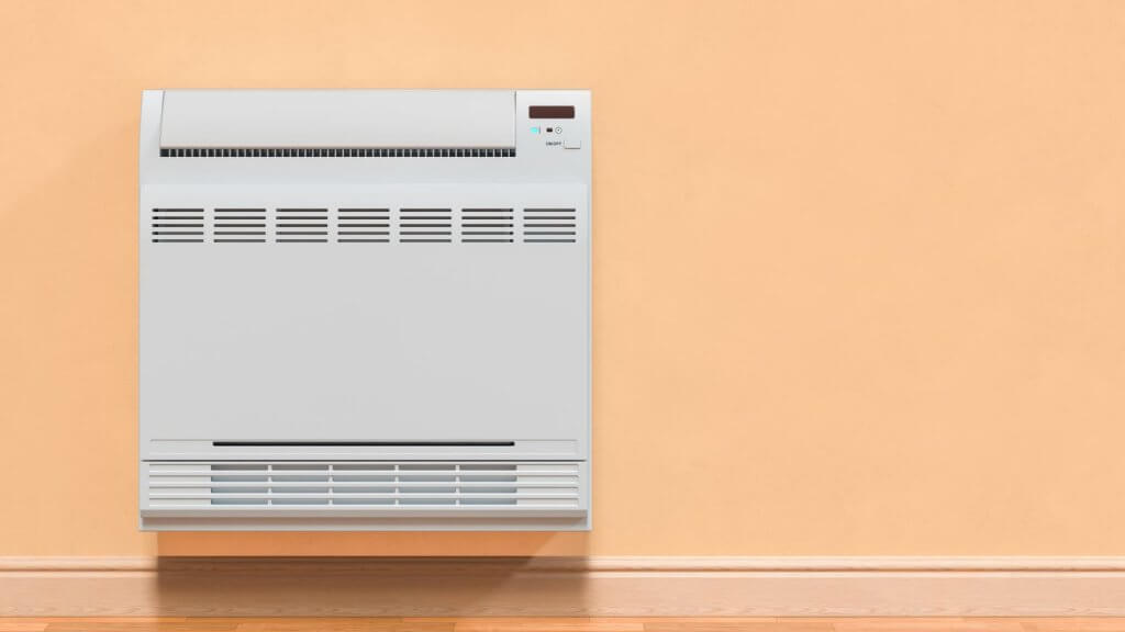 Types of Air Conditioners - wall ac