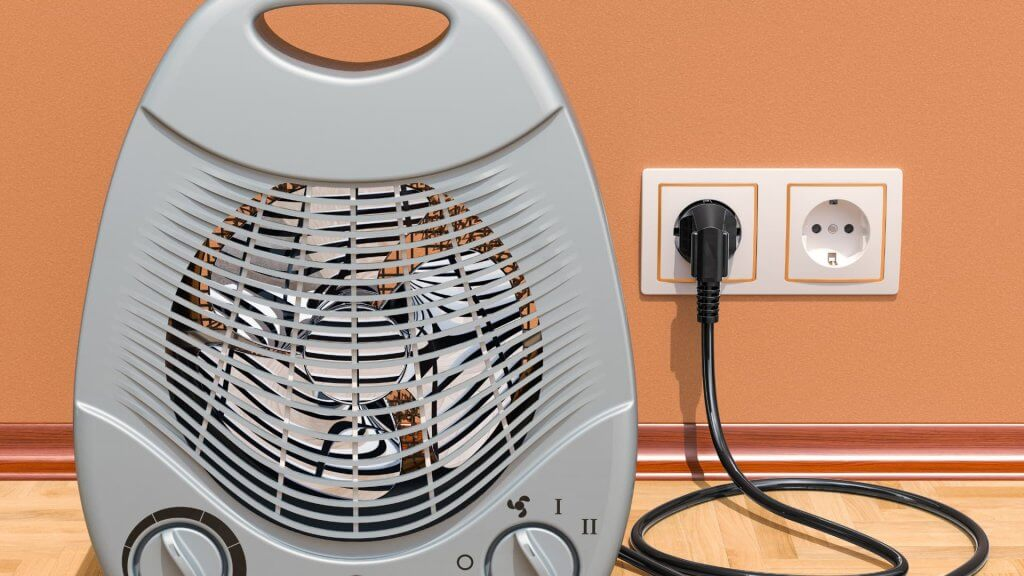 How To Prevent A Space Heater From Blowing Fuse - header
